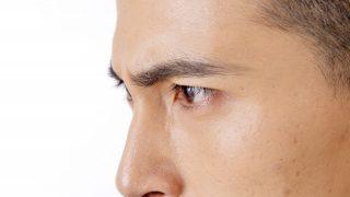 オヤジ顔になってきたなと感じたときにはまず眉毛を整える